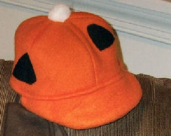 BAMM BAMM (Bam Bam) Rubble- HAT (only) custom made for play or Halloween costume  child's size  Brand New