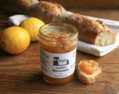 Lemon Marmalade for Toast & Tea or Glaze Fowl, Desserts