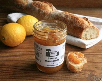 Lemon Marmalade for Toast & Tea or Glaze Fowl, Desserts Delicious Food Gift!