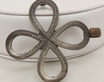 Vintage Celtic Cross Buckle