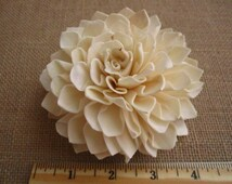 Sola Dahlia Flower - Set of 3 - Extra Large