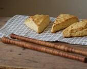 Biscuit Stick, Wood Stir Stick, Bakers Spoon, Summer Drink Stir Stick