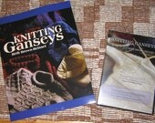 Knitting Ganseys (Book and DVD) by Beth Brown-Reinsel