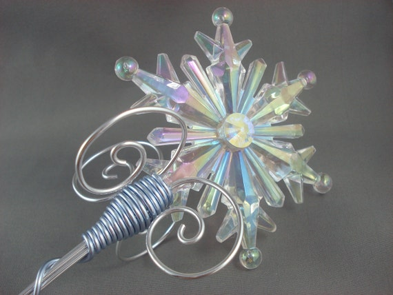 Maab's Ice Queen Sceptre - Made to Order