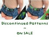 SALE Belt for Preschooler - Elastic Snap Belt