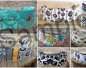 5 Pack-Pick any 5 fabric headbands-batiks, rainbows, colorful fabric headbands-Pick from ANY of the headbands in the shop