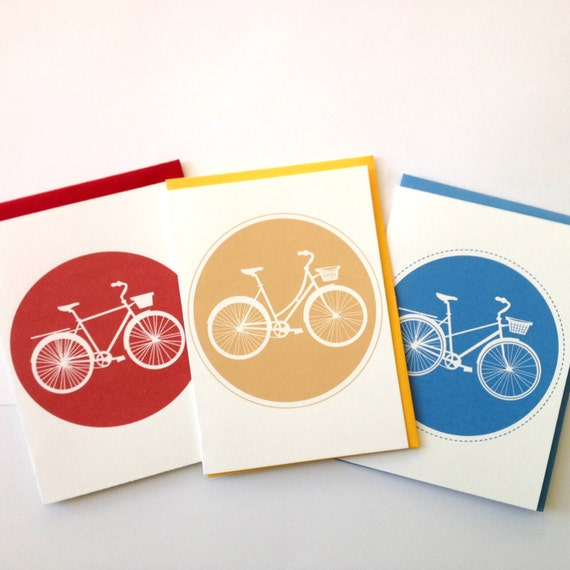 Bicycle Card Assortment (note card set of 8 cards)