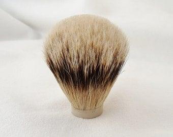 Silvertip Shaving Knot Replacment in Wet Shaving