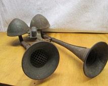 Farm Truck Air Horns, truck car parts, rat rod, steampunk
