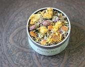 Purify Tea, Herbal Detox Tea with Calendula, Dandelion and Red Clover, Organic Loose Leaf Herbal Tea, 1oz