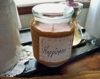 Primitive Candle Wrap