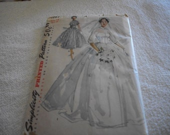 Bridal Gown Pattern