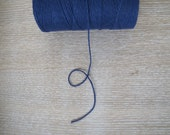 Navy Blue Baker's Twine, packaging supply, navy twine weddings, DIY brides