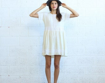On Sale, Eyelet Trim Party Dress , Ivory party dress.
