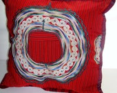 Embroidered Tribal Home Decor Pillow Cover