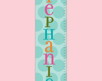 Personalized Growth Chart - Name It