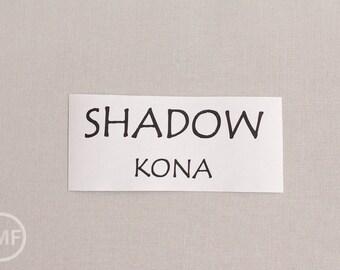 One Yard Shadow Kona Cotton Solid Fabric from Robert Kaufman, K001-457