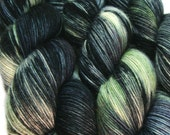 sock yarn Lord of the Rings MINAS TIRITH hand dyed sw wool nylon 3.5oz 460 yards