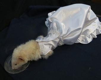 Ferret Wedding Dress