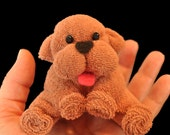 Baby Washcloth Puppy, Was...