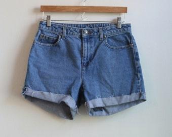 S A L E ! Jean Shorts - S/M