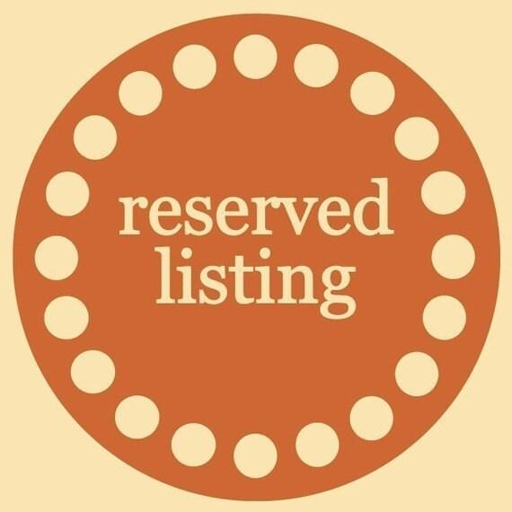 Reserved for Colette G   Misc FOE   See description