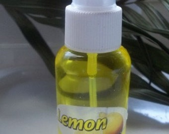 lemon bath and body spray mist, lemon body spray, body mist, mist, bath and body, bath and beauty, lemon