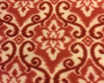 Shoreham Red Custom Saddle Cover