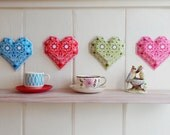 Printable, heart, decor, paper craft