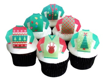 Edible Toppers -HOLIDAYS