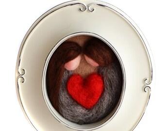 Valentines Decor - Valentines Couple - Valentines Gift - Valentines Wife - Valentines Husband