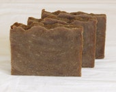 Pine Tar Luxury Cold Process Rustic Soap - Palm Free