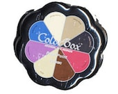 Clearsnap Colorbox Archival Dye Ink Pad - Petal Points - CLASSIC
