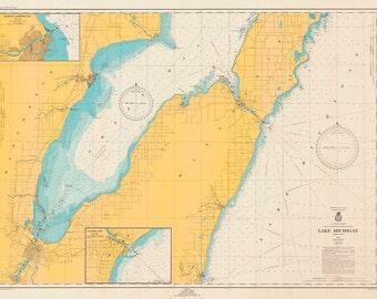 Lake Michigan 1947