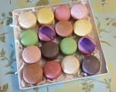 Memphis Only: Mother's Day Macaron Gift Box - 16 Assorted Macarons