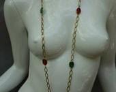 COROCRAFT FLapper Length Sautoir Necklace/Belt