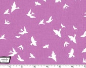 Brambleberry Ridge - Flight Orchard Violet by Violet Craft - Cotton Print Fabric from Michael Miller