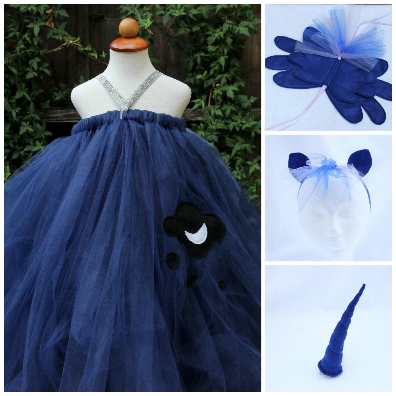 Princess luna Dress De...