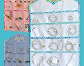 Cord, Notions, and Jewelry Keeper Sewing Pattern from Cabbage Rose