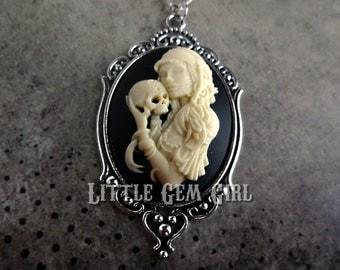 Skull Cameo Tattoo