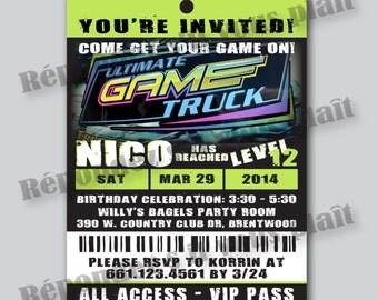 VIP All Access Invitation