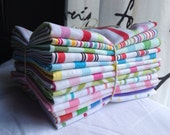Vintage Sheet Rainbow FQ Bundle