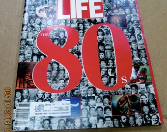 Life Magazine Fall 1989 SPECIAL ISSUE The 80's