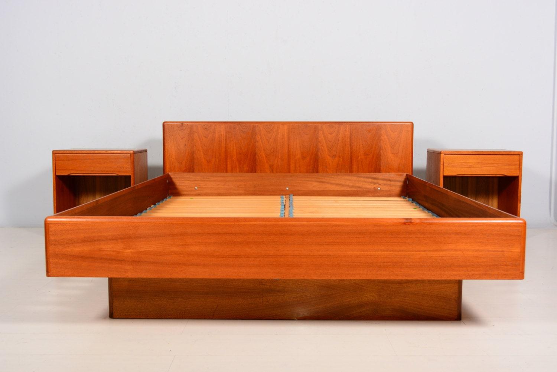 Danish Platform Bed