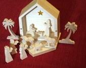 Nativity Miniature