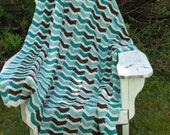 Check it Out Rippleghan Crochet Pattern - PDF file pattern