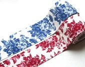 RB112,Antique Toile Ribbon- 50mm,1YD