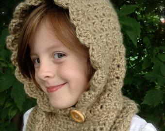 The Hannah Cowl Hoodie