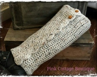 Crochet BOOT COVERS / LEGWARMERS