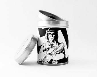 LOG LADY Twin Peaks Gift Tin Can